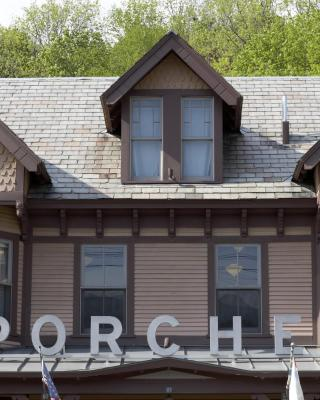 The Porches Inn at Mass MoCA