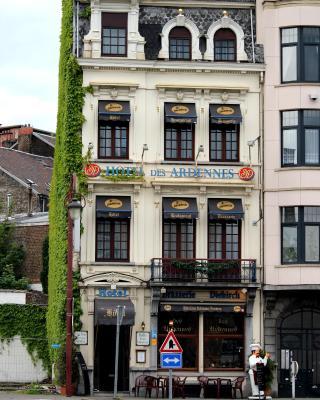 ホテル デ アルデンヌ