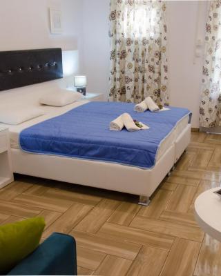 Δωμάτια Πολυκράτης