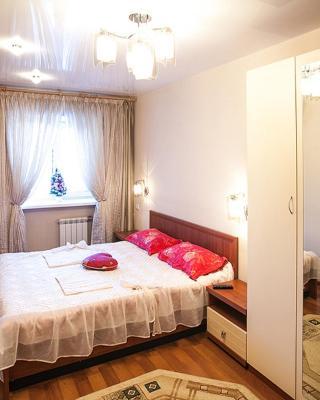 Apartment on Amurskiy Bulvar 12