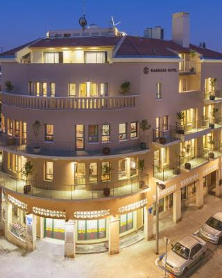マルゴサ ホテル テルアビブ ヤッファ