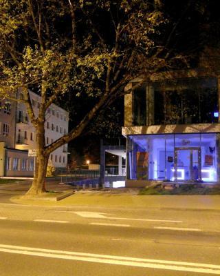 Rint - Centrum Leszczyńskiego Street