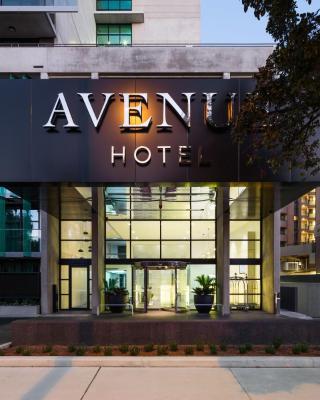 アベニュー ホテル キャンベラ