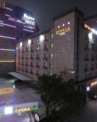 Jeonju Opera 21 Hotel