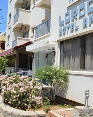 Lordos Hotel Apts Limassol