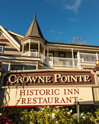 Crowne Pointe Historic Inn Adults Only