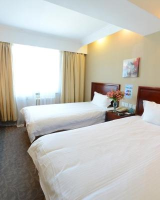 GreenTree Inn JiangXi JinDeZhen People Square JinDin Business Hotel