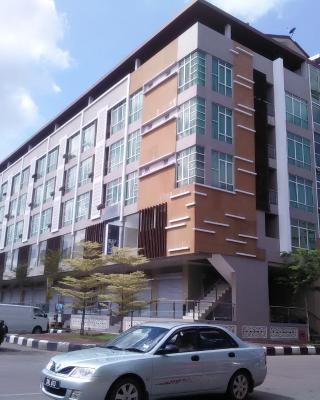 Studio Apartment Kota Bharu (KBCP)