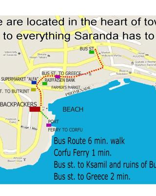 Saranda Backpackers