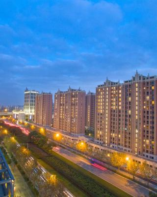 Green Court Place Jingqiao Middle Ring Shanghai