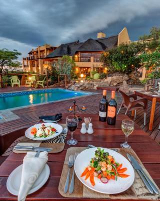 Ndlovu Lodge