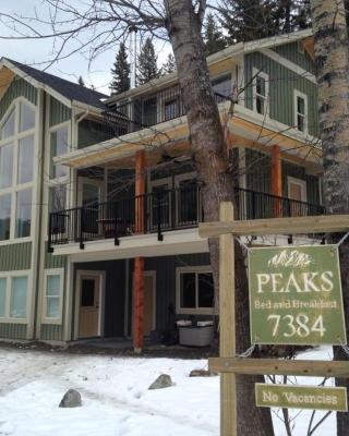 Peaks Bed and Breakfast