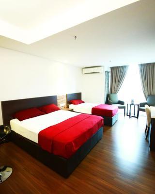 Kota Bharu City Studio Apartment