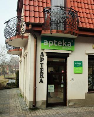 Apartament Mikołajki