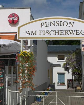 "Pension ""Am Fischerweg"""