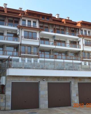 Garden Palace Apartment