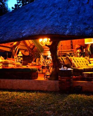 Kruger Wielewaal Restcamp