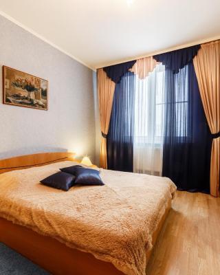 Apart-hotel Domashny Uyut na Belinskogo 41 Luxe