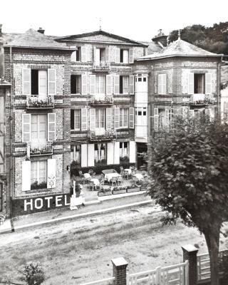 Hotel d'Angleterre Etretat