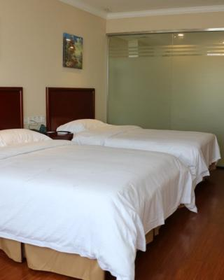GreenTree Inn SiChuan GuangYuan LizhouWestRoad Business Hotel