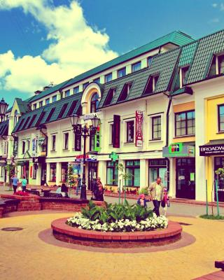 Brest City Center Apartment