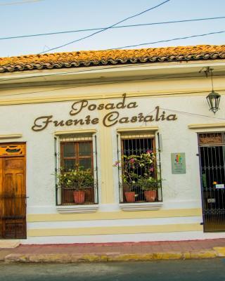 Posada Fuente Castalia
