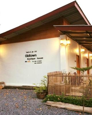 OldTown Boutique House Sukhothai