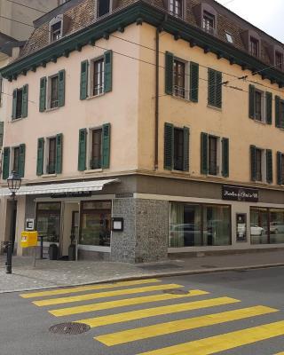 Hostellerie de L'Hôtel de Ville