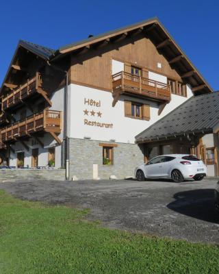 Hôtel-Chalet de Tradition Le Beausoleil