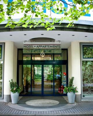 City Hotel Fortuna Reutlingen