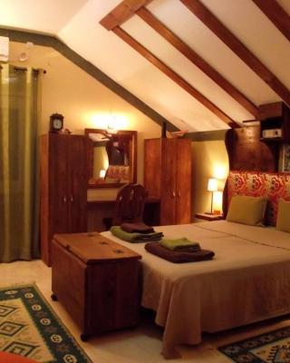 Zimmer Shai Tibetan Style
