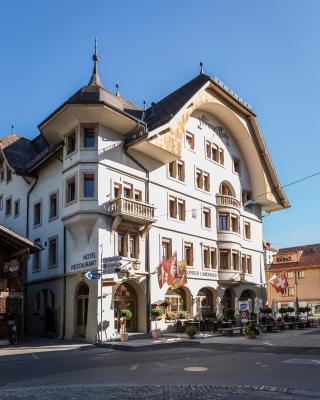 ホテル ランドハウス