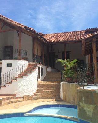 Casa Hotel Villa Paulina Barichara