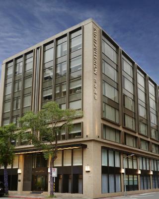 Taipei Fullerton Hotel-Maison North