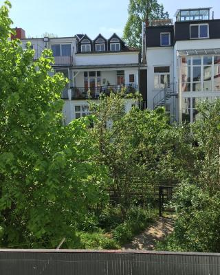 Unterkunft im beliebten Bremer Viertel