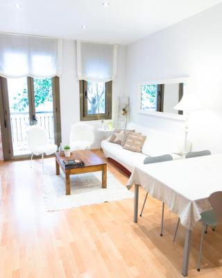 巴塞羅那甜蜜之家公寓