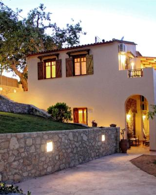 Alia Traditional Stone Villa
