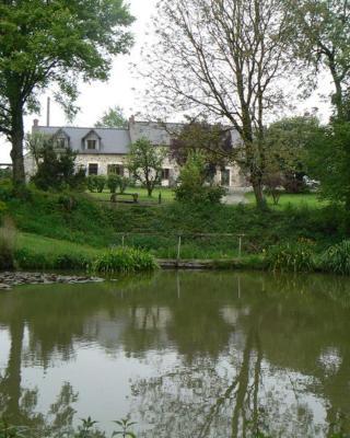Fermette dans la pays de Loire
