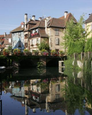 Reflets Sur La Lauch appartements