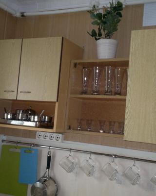 Apartments on Naberezhnaya
