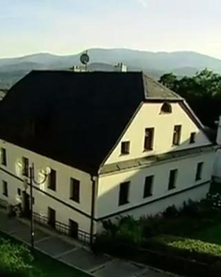 Apartmá v domě Vincenze Priessnitze