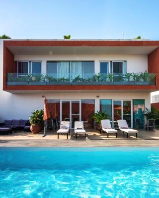 Hotel Maison Rouge Cotonou
