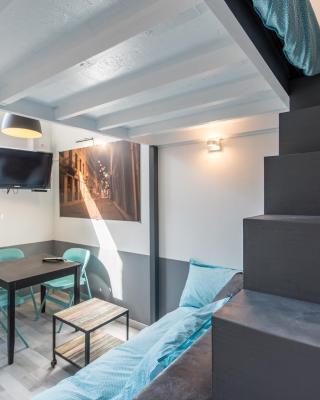 Appartement Ledin - Saint Etienne City Room