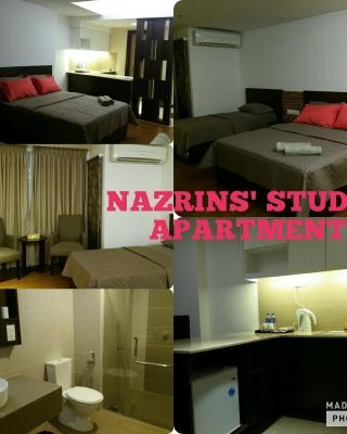 Nazrins' Studio Apartment
