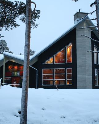 Årrenjarka Mountain Lodge
