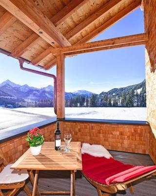 Sonn Alpin - Ferienwohnungen