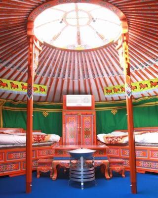 Mongolia Village Tenger
