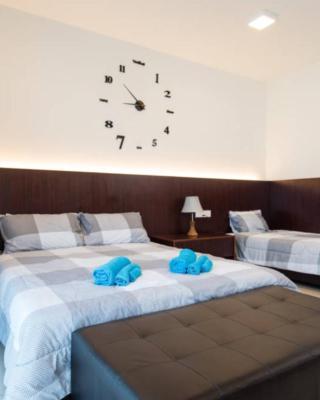 ThreeFour GuestHouse@Trefoil Setia Alam