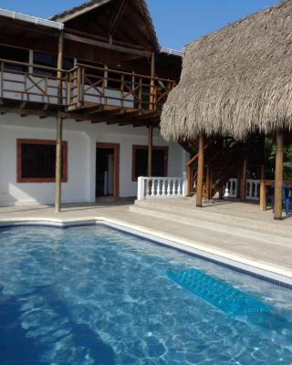 Casa Agua Vela Hostal