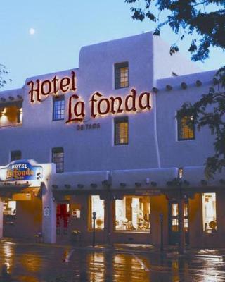 Hotel La Fonda de Taos